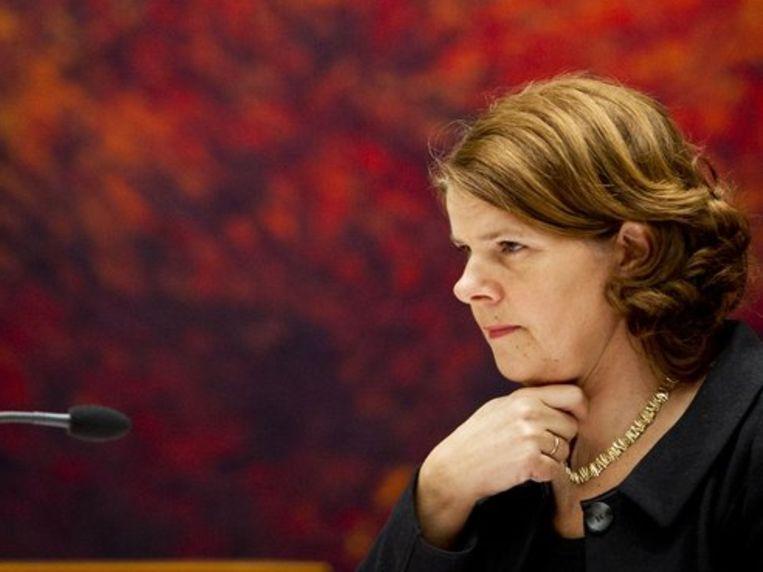 Marja van Bijsterveldt. Beeld anp