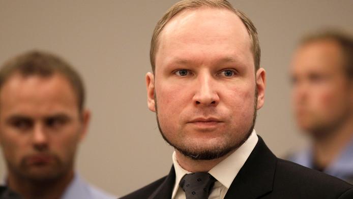 Anders Breivik heeft een plek op de universiteit van Oslo verworven.