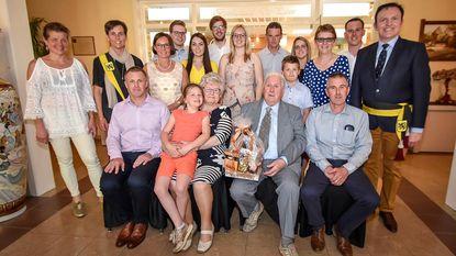 Werner en Martha vieren diamanten jubileum