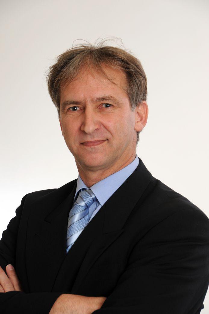Peter van Steensel, fractievoorzitter Valkenswaard Lokaal.