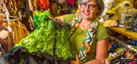 Corona maakt eind aan kledingverhuurbedrijf Masquerade in Borculo