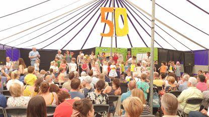 Kleuterschool De Basis- De Beunt viert vijftigste verjaardag