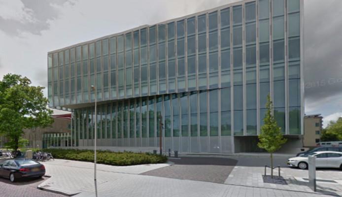 De Rechtbank Overijssel in Zwolle.