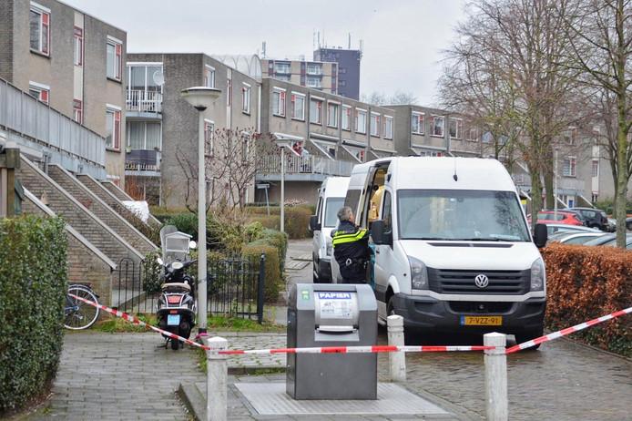Onderzoek na aantreffen zwaargewonde man in Bergen op Zoom