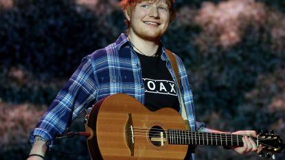 Ed Sheeran alweer beticht van plagiaat