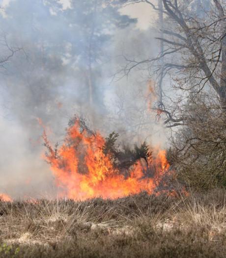 Noordoost-Twente in vuur en vlam: 10 branden in 2 dagen