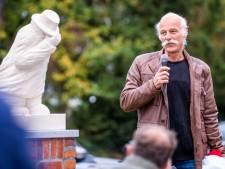 Beeld onthuld ter nagedachtenis aan twee Geldropse verzetsstrijders