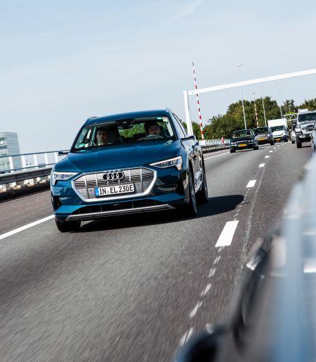 Met een elektrische auto dwars door Europa: zo gaat dat