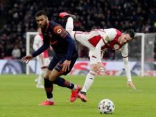 Ajax ondanks slordigheden een maatje te groot voor RKC