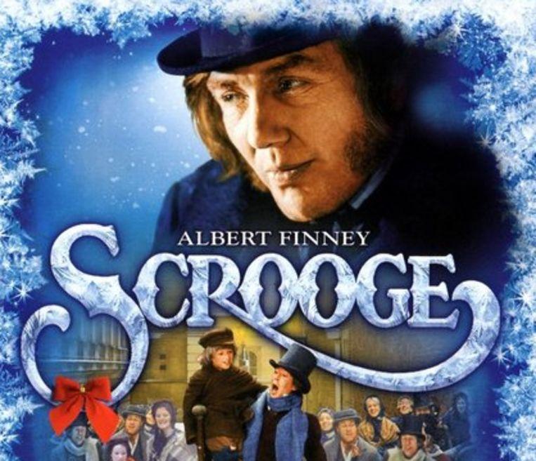 Scrooge, één van de versies van A Christmas Carol Beeld CBS