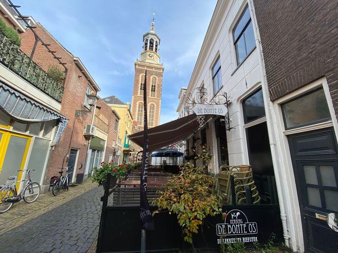 De Bonte Os, Torenstraat, Kampen.