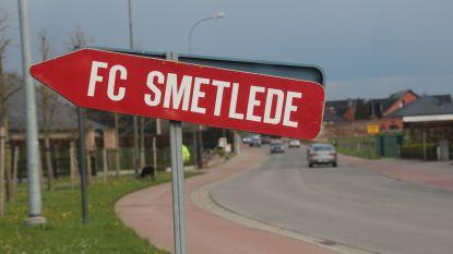 Kampioenentitel en kleedkamercontainers voor FC Smetlede