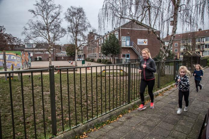 Basisschool Het Atelier in Assendorp.