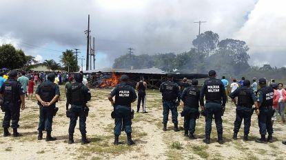 Venezolaanse vluchtelingenkampen aangevallen door omwonenden in Brazilië