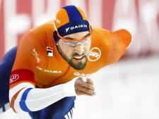 Nuis schaatst wereldrecord op de 1000 meter: 'Het was retespannend'