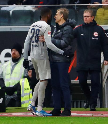 Klinsmann pakt eerste punt met Hertha BSC