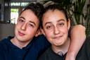 De Armeense tieners hopen vurig dat hun moeder nu ook naar Nederland komt