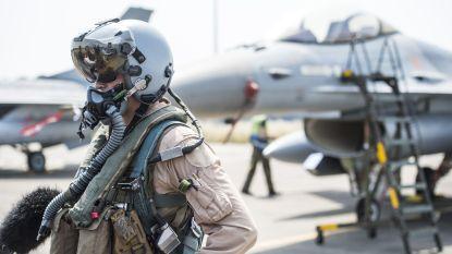 Vandeput bezoekt morgen Belgische F-16's in Jordanië