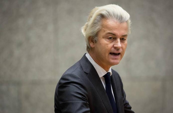 Geert Wilders. Foto Bart Maat /ANP
