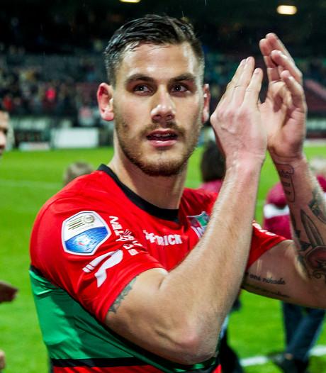 NEC'er Dumic voor 4 jaar naar FC Utrecht