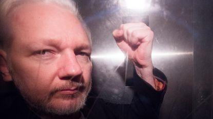 """""""Assange probeerde Witte Huis en Hillary Clinton te waarschuwen voor datalek"""""""