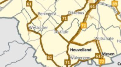 """Beter openbaar vervoer in Heuvelland met pilootproject 'vervoer op maat': """"Zullen er nog bussen halt houden in De Klijte?"""""""