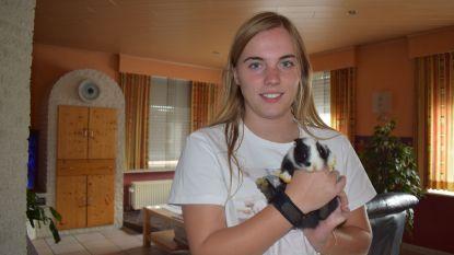 """Extreme dierenliefde: Lisenca (19) vangt bij haar thuis knaagdieren op: """"Extra baantje om alle dierenartskosten te betalen"""""""