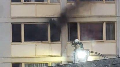Defect aan tv oorzaak van uitgebrand appartement