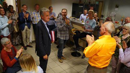 TIELT: Luc Vannieuwenhuyze nieuwe burgemeester van Tielt