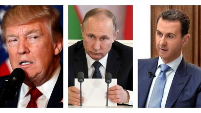 """Begin van Wereldoorlog III? """"Aanval op Syrië louter symbolisch"""""""