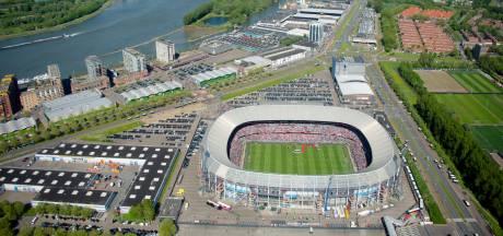 Rotterdamse politiek is bedacht op afblazen nieuw Feyenoordstadion: 'Dan club helpen met de Kuip'