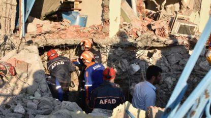 Tientallen gewonden bij aardbeving in centrum van Turkije