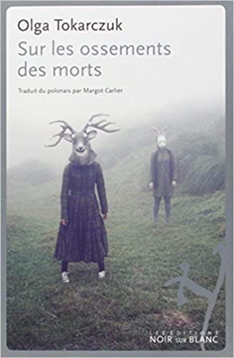 De Franse cover Beeld