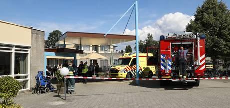 Cliënt naar ziekenhuis door brand in verpleeghuis in Elburg