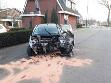 Auto ramt woning in Benschop