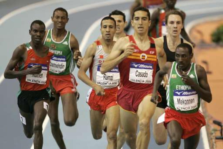 Wereldtitel Voor Keniaan Komen Op 1500m