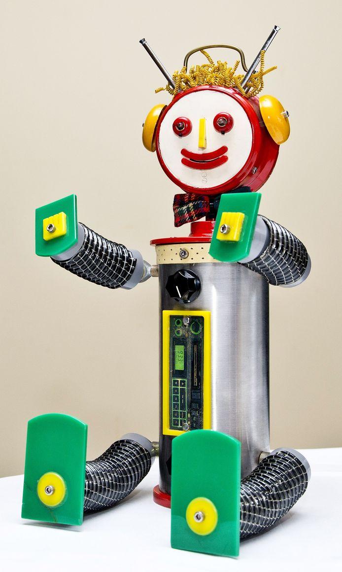 Robot Robin.