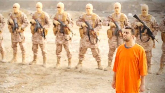 De gegijzelde Jordaanse piloot Muath al-Kasaesbeh werd vermoord door Islamitische Staat.