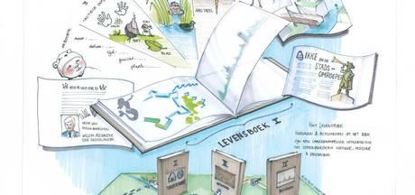 Levensboek vertelt geschiedenis van Steenbergse vesting