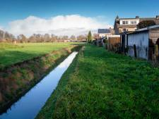Begraafplaats Zetten verdeelt het dorp