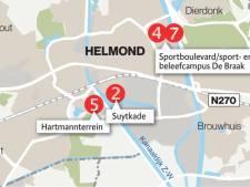 Het ging al vier keer eerder mis met een nieuw stadion voor Helmond Sport