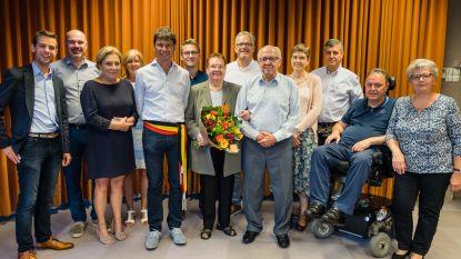 Wezemaal Briljant voor Roger Vounckx en Cecilia Vanden Eynde