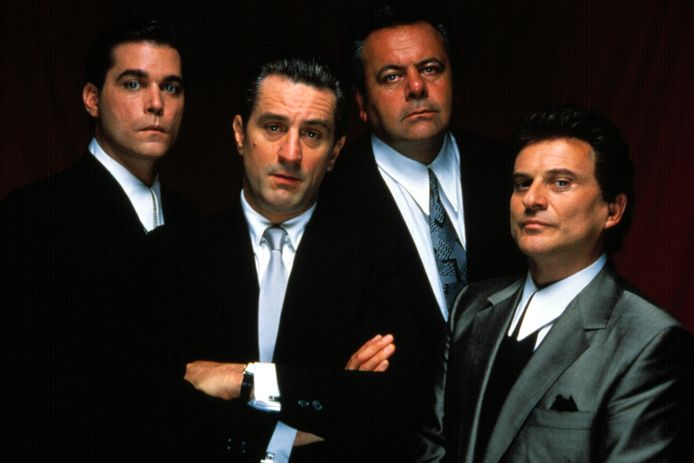 De cast van Goodfellas.