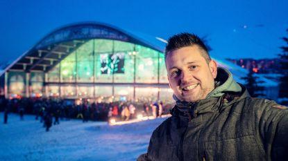 Diepenbeekse dj Ward schittert op Tomorrowland Winter