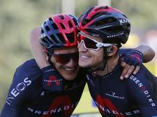 Ineos-duo kleurt laatste bergetappe, Roglic overleeft moeiteloos