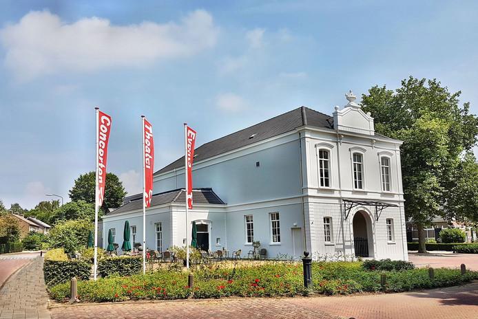 De Concertzaal in Oosterbeek.