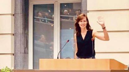Zes Gentenaars hebben eed afgelegd in Vlaams parlement