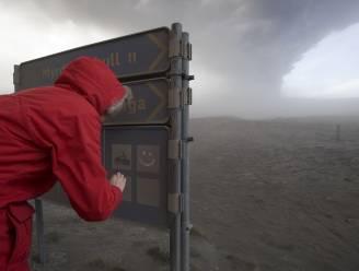 Britse meteo verwacht nog tot volgende week aswolkhinder