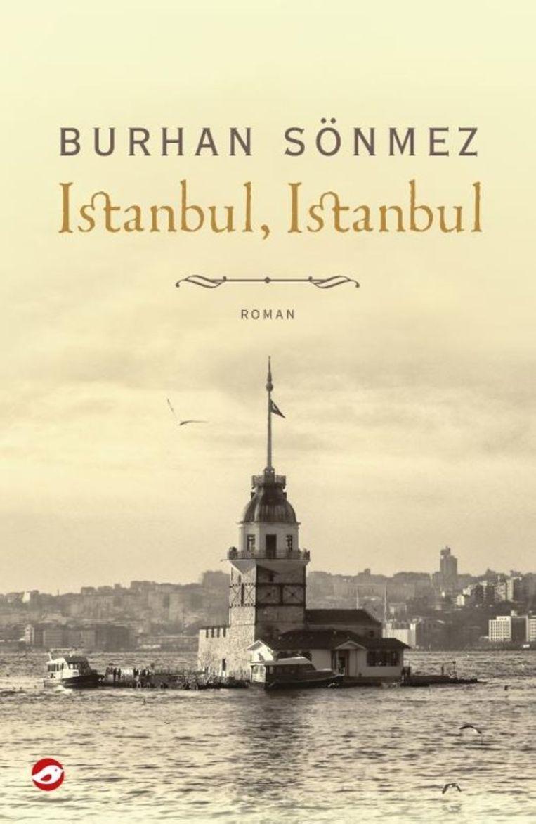 Het boek van Burhan Sönmez: Istanbul, Istanbul  Orlando €20,-.  Beeld rv