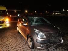 Brommerrijder gewond bij aanrijding in Oosterhout